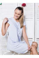 Kayser Celeste de Mujer modelo 71.69 Ropa Interior Y Pijamas Pijamas Lencería