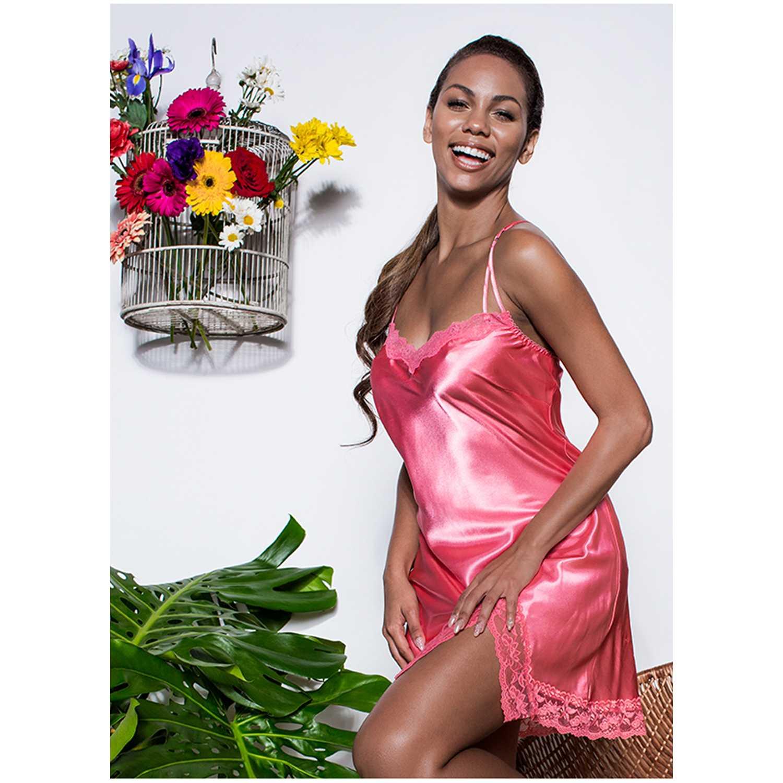 Pijama de Mujer Kayser Fucsia 71.719