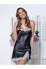 Kayser Negro de Mujer modelo 71.719 Ropa Interior Y Pijamas Lencería Pijamas
