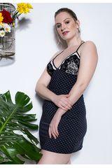 Pijama de Mujer Kayser Negro 72.05
