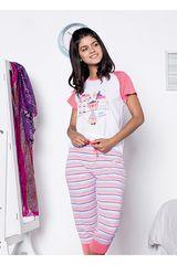 Pijama de Jovencita Kayser Coral 75.709