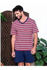 Kayser Rojo de Hombre modelo 77.576 Pijamas Lencería Ropa Interior Y Pijamas