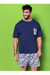 Kayser Azul de Hombre modelo 77.58 Ropa Interior Y Pijamas Pijamas Lencería