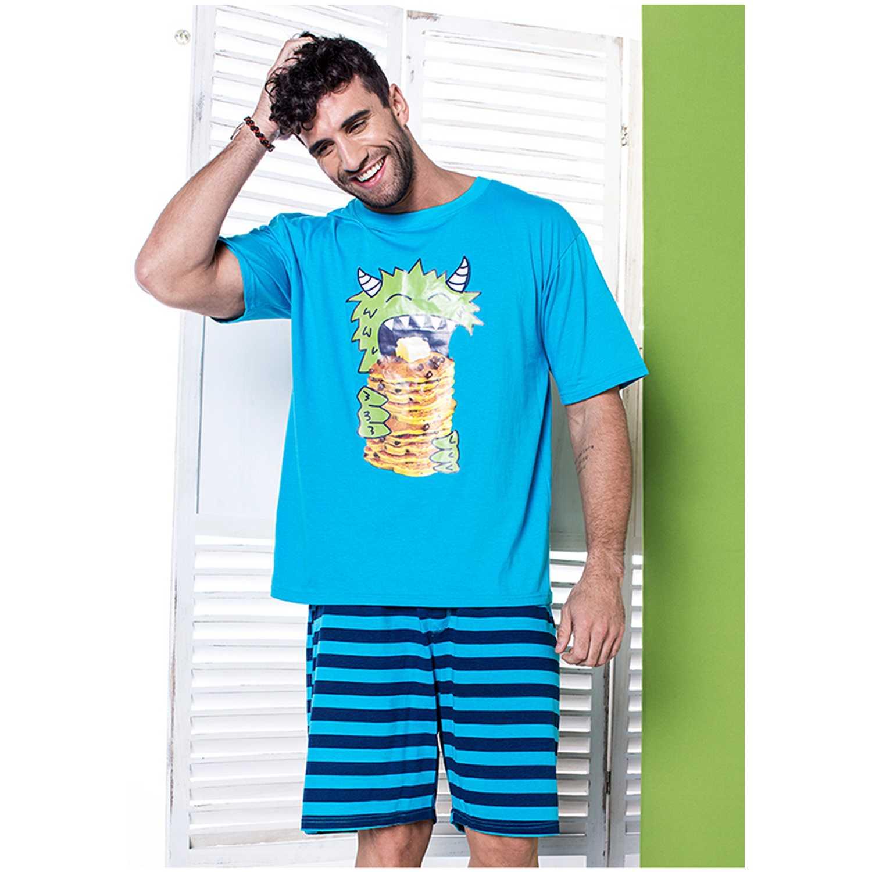 Pijama de Hombre Kayser Calipso 77.59