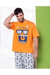 Kayser Naranja de Hombre modelo 77.591 Ropa Interior Y Pijamas Pijamas Lencería