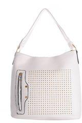 Platanitos Blanco de Mujer modelo 7708 Casual Carteras