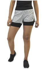 Puma Blanco / Negro de Mujer modelo Blast 2in1 Short W Shorts Deportivo
