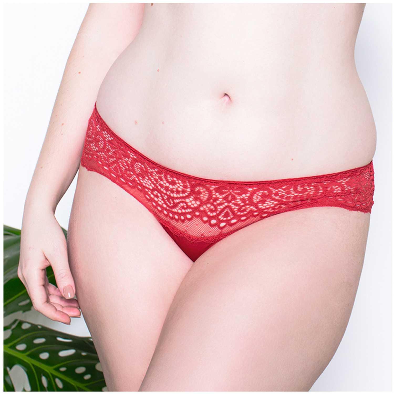 Trusa de Mujer Kayser Rojo 14.4005