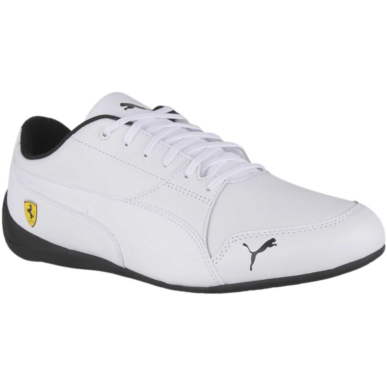 1b6cc39ab00 Zapatilla de Hombre Puma Blanco sf drift cat 7