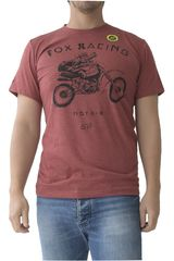 Fox Ladrillo de Hombre modelo TEE FOX BRIGADE Deportivo Polos