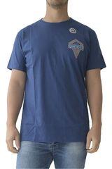Quiksilver Azul de Hombre modelo SPEARHEAD SS Deportivo Polos