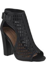 Platanitos Negro de Mujer modelo SBT 140 Sandalias Tacos Botínes