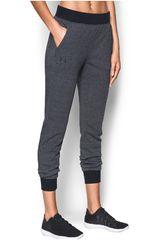 Under Armour Plomo de Mujer modelo TB Fleece Pant Deportivo Pantalones