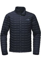 The North Face Azul de Hombre modelo M THERMOBALL JACKET Casacas Deportivo