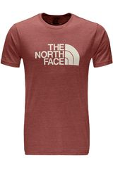 The North Face Vino de Mujer modelo m s/s half dome tri-blend tee Polos Casual
