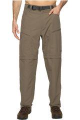 The North Face Kaki de Hombre modelo M PARAMOUNT TRAIL CONVERTIBLE PANT Deportivo Pantalones
