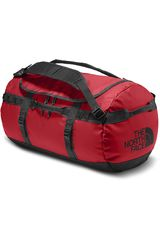 Maletin Deportivo de Hombre The North Face Rojo BASE CAMP DUFFEL - S