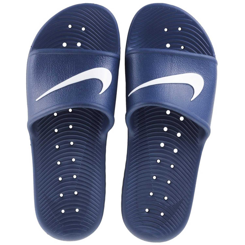 more photos 8491f acfa2 Zapatilla de Hombre Nike Azul  Blanco kawa shower