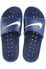 Zapatilla de Hombre Nike Azul / blanco kawa shower