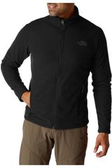 Casaca de Hombre The North FaceM TEXTURE CAP ROCK FULL ZIP Negro
