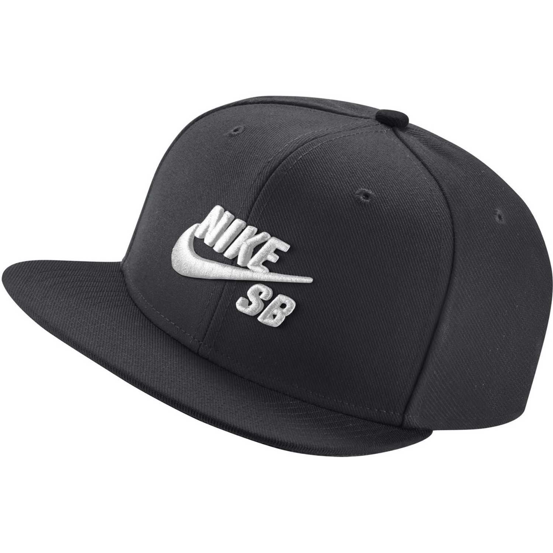c242e8fb91e0c Gorro de Hombre Nike Negro   blanco u nk cap pro