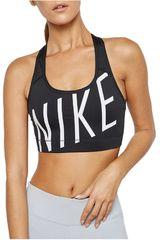 Nike Negro / blanco de Mujer modelo W NK VCTRY CMPRSSN GRX BRA Tops Deportivo