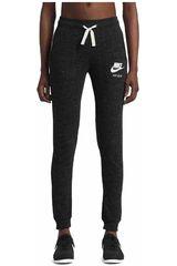 Nike Negro de Mujer modelo W NSW GYM VNTG PANT Deportivo Pantalones