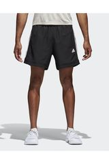 Adidas Negro de Hombre modelo ESS 3S CHELSEA Shorts Deportivo