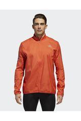Adidas Naranja de Hombre modelo RESPONSE JACKET Deportivo Casacas