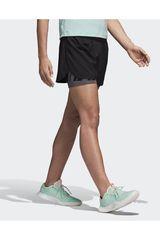 Adidas Negro de Mujer modelo D2M W SHORT Deportivo Shorts