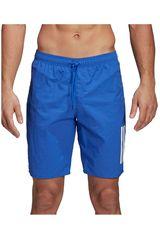 Adidas Azulino de Hombre modelo 3S SH CL Deportivo Shorts