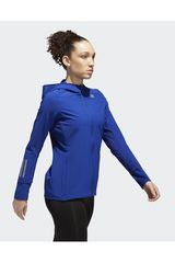 Adidas Azulino de Mujer modelo RESPONSE JACKET Deportivo Casacas
