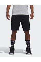 Adidas Negro de Hombre modelo ACT 3S Short Shorts Deportivo