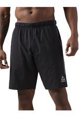 Reebok Negro de Hombre modelo wor woven short Deportivo Shorts