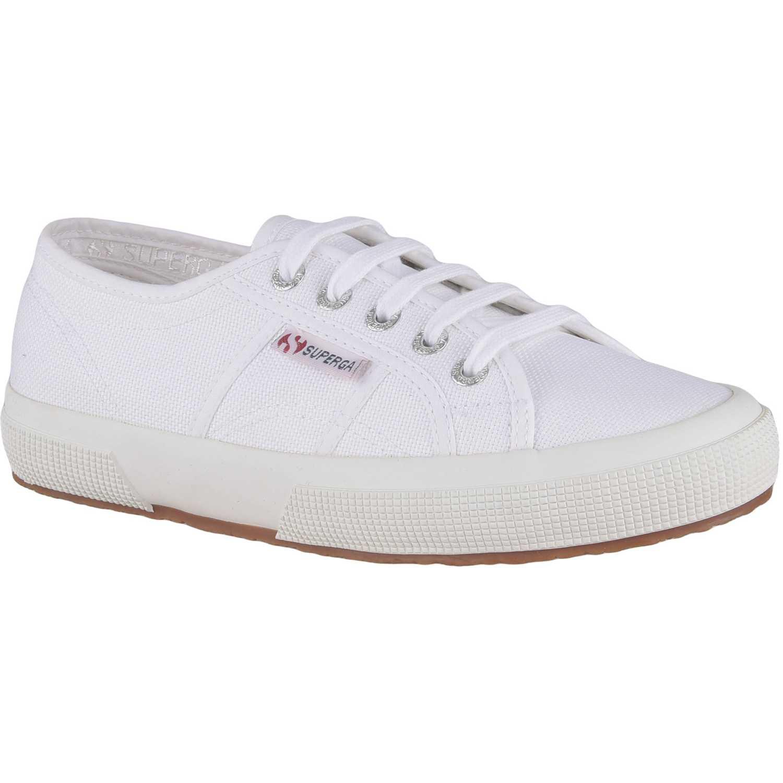 Zapatilla de Mujer SUPERGA Blanco 2750-cotu classic c901