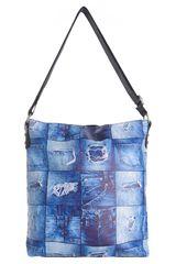 Platanitos Azul de Mujer modelo DL086-1 Carteras Casual