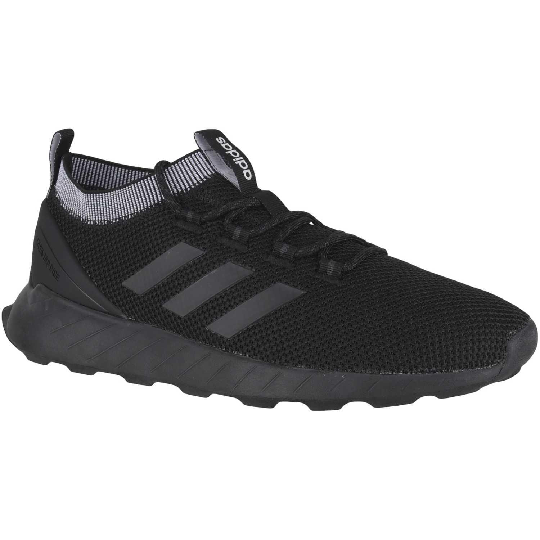 detailed look 76757 7b266 Zapatilla de Hombre Adidas Negro questar rise