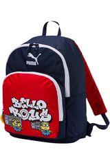 Puma Azul / rojo de Niño modelo Minions Backpack Mochilas