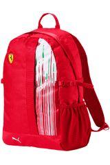 Puma Rojo / blanco de Hombre modelo sf replica backpack Mochilas