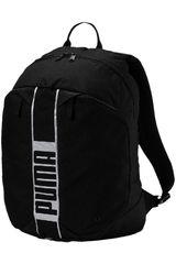 Puma Negro / blanco de Hombre modelo puma deck backpack ii Mochilas