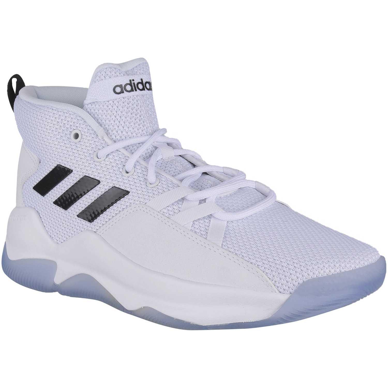 Zapatilla de Hombre Adidas Blanco streetfire  94fe4def4