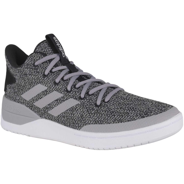 2b93ecb358e89 Zapatilla de Hombre Adidas Gris bball80s