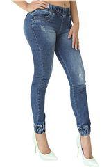 COTTONS JEANS Azul de Mujer modelo SOFIA Casual Pantalones Jeans