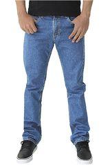 COTTONS JEANS Celeste de Hombre modelo ESTEBAN Casual Pantalones Jeans