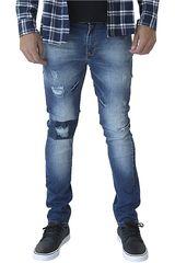 COTTONS JEANS Azul de Hombre modelo DANTE Casual Pantalones Jeans