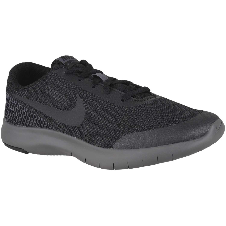 Zapatilla de Niño Nike Negro / Negro flex experience rn 7 bg