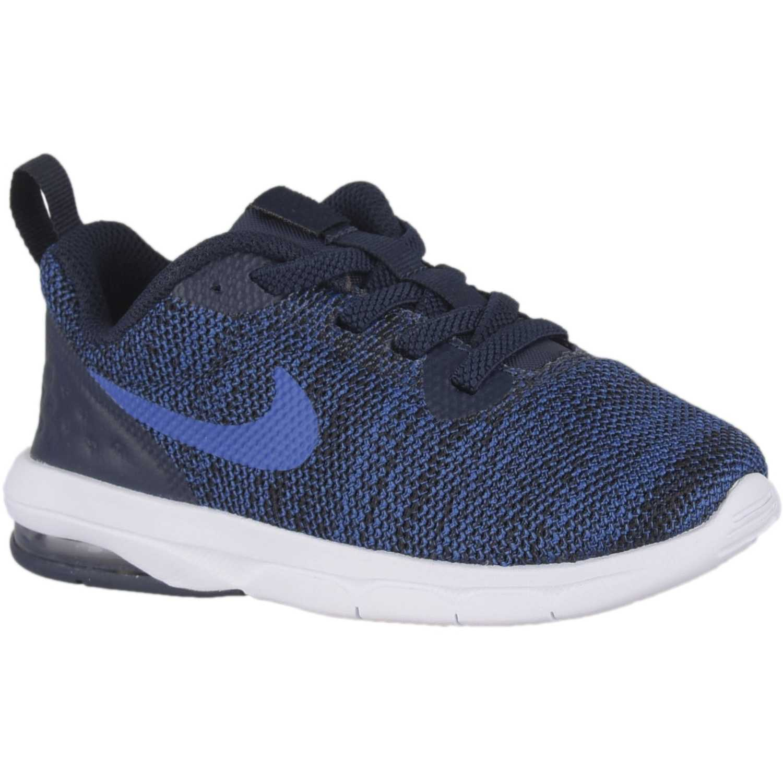 8de0eaeea9a65 Zapatilla de Niño Nike Azul   blanco nike air max motion lw btv ...