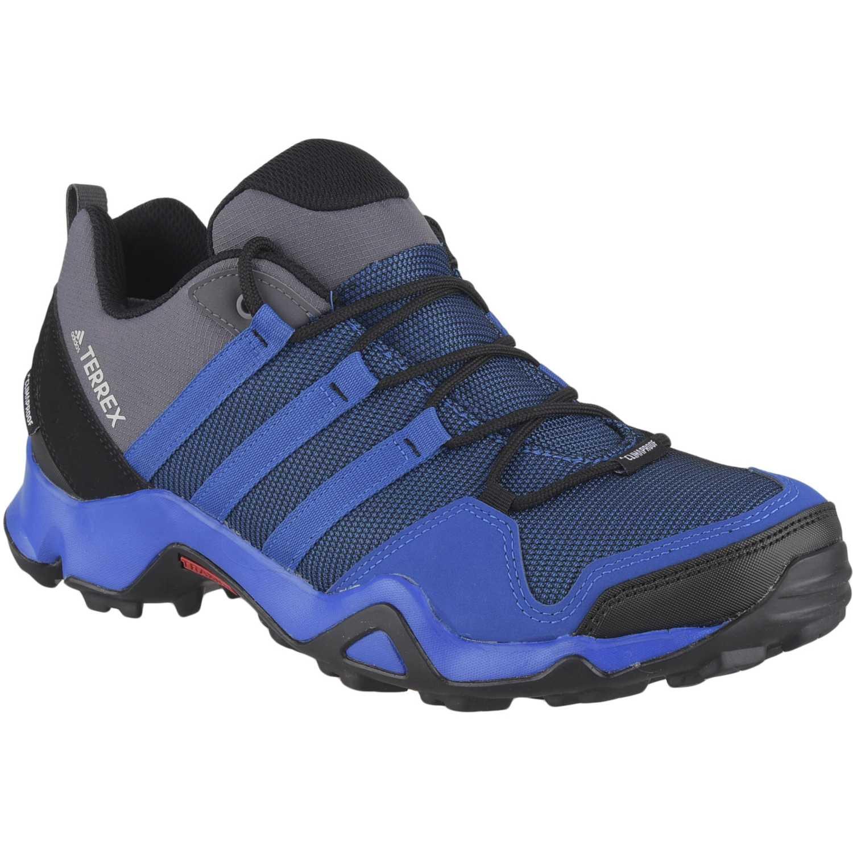 Zapatilla de Hombre Adidas Azulino / negro terrex ax2 cp