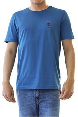 Dunkelvolk Azul de Hombre modelo WHEEL Casual Polos