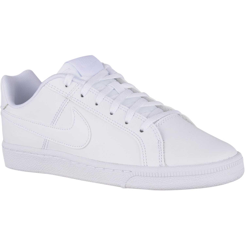 Zapatilla de Niño Nike Blanco/blanco nk court royale bg
